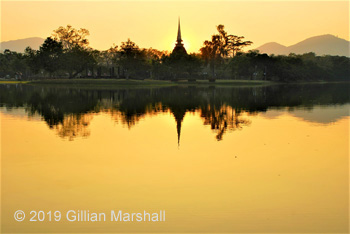 Gilliam Marshall Landscapes of Thailand Photography